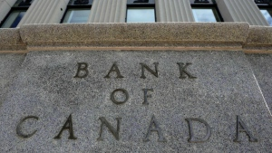The Bank of Canada is seen in Ottawa on Sept. 6, 2011. (Sean Kilpatrick / THE CANADIAN PRESS)