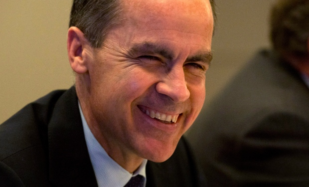 Mark Carney allowance