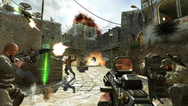 Video game Call of Duty: Black Ops II