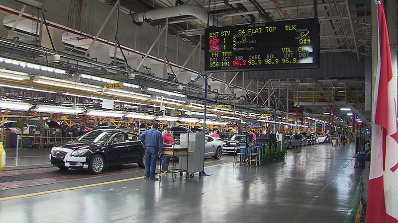 GM's assembly line workers are worried after the company announced the Camaro will no longer be made in Oshawa.