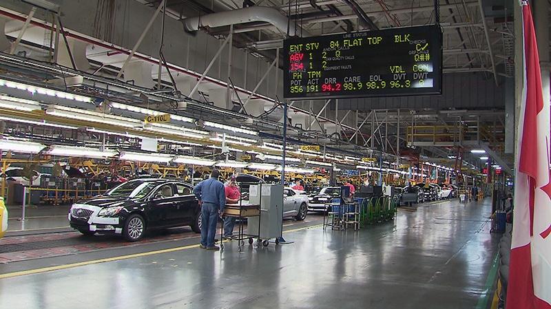 Gm To Shift Camaro Production From Oshawa To Michigan