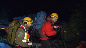 A B.C. man who went out-of-bounds on his snowboard will be billed for the cost of his Cypress Mountain rescue.