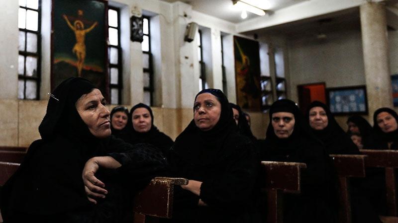 Islamists intimidating Egypt's Christians