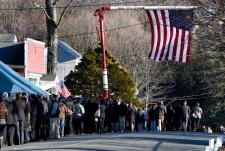 Dawn Hochsprung Newtown shooting funeral