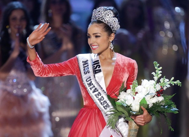 Miss USA, Olivia Culpo, wins Miss Universe