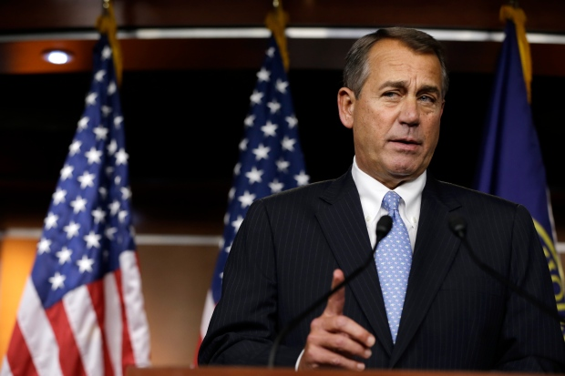 Republicans plan vote on fiscal cliff 'Plan B'