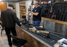 Gun sales spike following Connecticut shooting