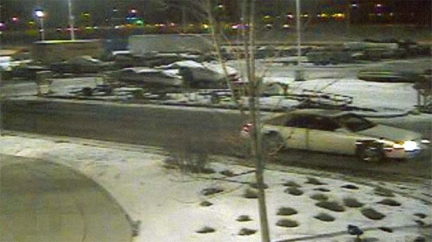 RCMP have released a photo of a possible suspect vehicle