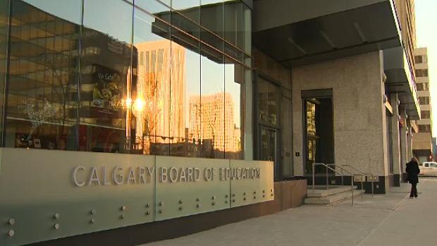 Calgary Board of Education (file)