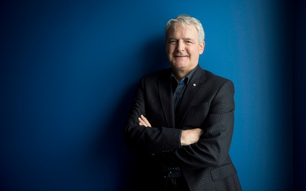Marc Garneau wants to win