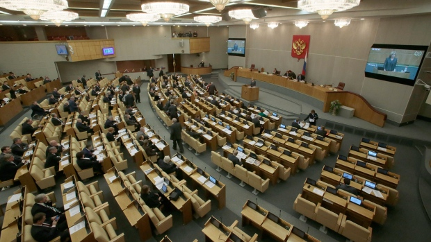 Russian ban on U.S. adoption