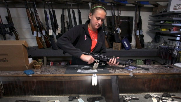 Gun control U.S. guns