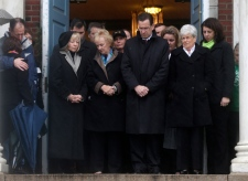 Newtown remembers the shooting victims