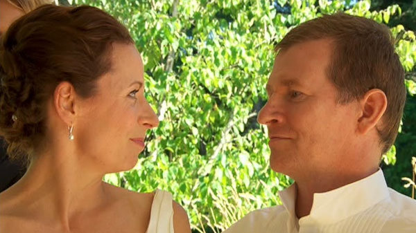 Debbie and Trevor have their dream wedding on a beautiful afternoon in Nanaimo, B.C.