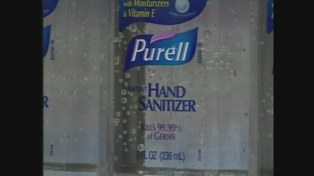 Risk of hand sanitizer igniting is very low, North Bay fire officials say