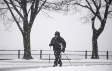 Ontario, Quebec brace for heavy snowfall