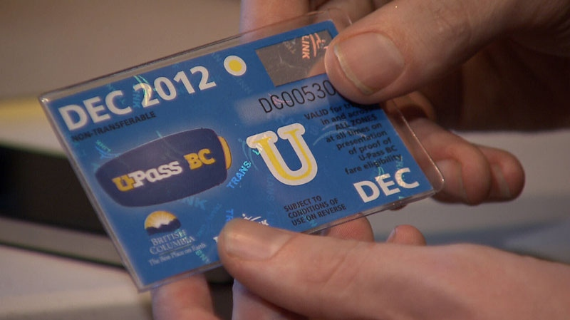 Transit Police say they are going undercover to bust university students who sell their U-Passes online for a profit. Dec. 21, 2012. (CTV)
