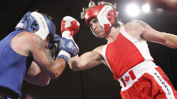 A round in the ring with Trudeau, Brazeau
