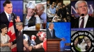 <b>10 Unexpected Political Moments of 2012 <br><br></b> In 2012 we saw politicians exchange words, throw punches and make some unusual election promises. Although politicians likely hoped we had forgotten these moments by now, some of the catchphrases went viral creating a buzz that left us surprised or simply scratching our heads. CTVNews.ca's Mariam Matti looks back at 10 unexpected political moments of 2012.