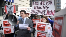 NRA breaks silence on Newtown shooting