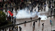 Egypt's Islamists clash with opponents
