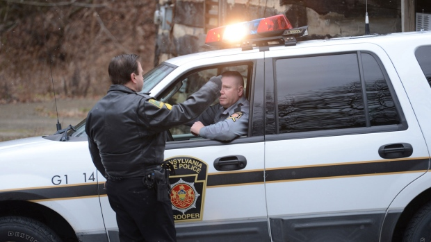Gunman kills 3 in Pennsylvania