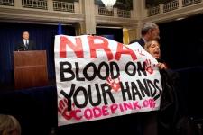 U.S. gun control
