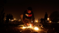Indian gov't answers gang rape protests