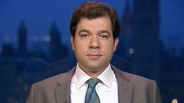 Afghanistan's ambassador to Canada, Jawed Ludin, appears on CTV's Canada AM, Friday, Dec. 3, 2010.