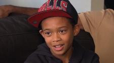 Ontario boy's rap gets endorsement from Bieber