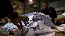 Muslim Brotherhood party claims Egyptian victory