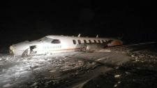 Nunavut plane crash