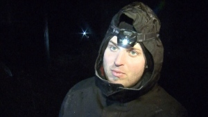 The unidentified 30-year-old was rescued by North Shore Search and Rescue after he went out of bounds on Cypress Mountain, B.C.