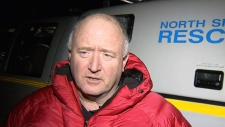 North Shore Search and Rescue Tim Jones dead