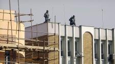 Afghan policewoman kil U.S. adviser