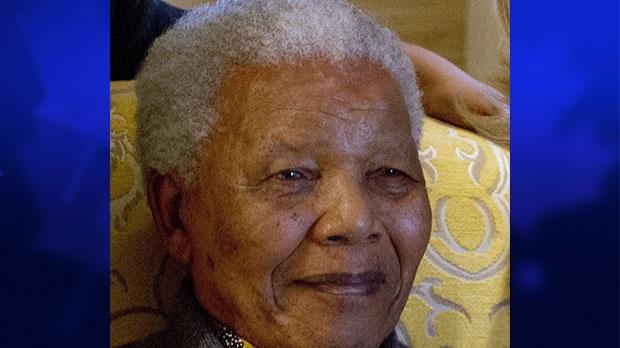 Nelson Mandela sick