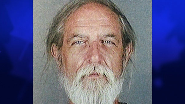 This 2006 image provided by the Monroe County Sheriff's Department shows William H. Spengler Jr., 62, who served 17 years in prison for the 1980 slaying of Rose Spengler, 92, inside her home. (AP / Monroe County Sheriff's Department )