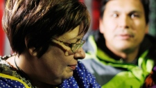 Attawapiskat Chief Theresa Spence