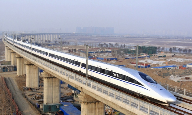 China opens world's longest high-speed rail line