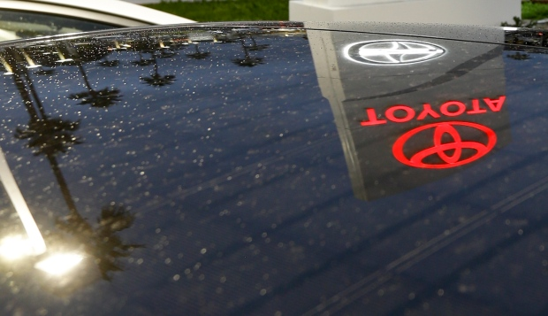 Toyota announces settlement