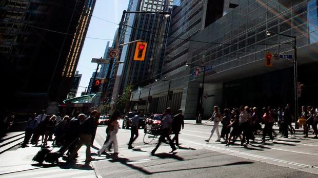 Canadians cpnfident about finances