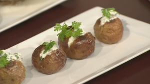 Canada AM: Easy appetizers for any occasion