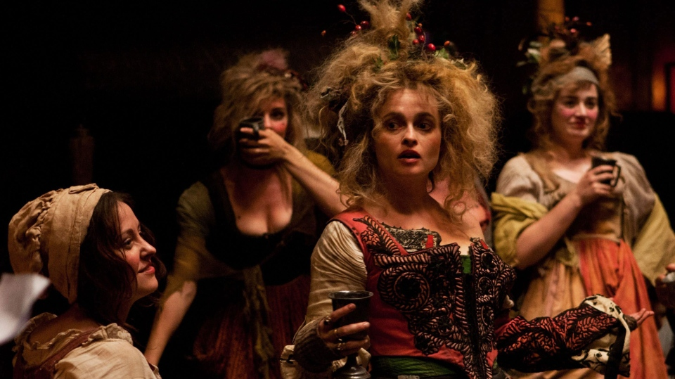 Helena Bonham Carter in a scene from Universal Pictures' 'Les Miserables'