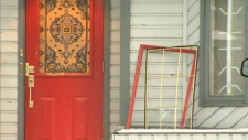 Half-naked man invades Calgary home