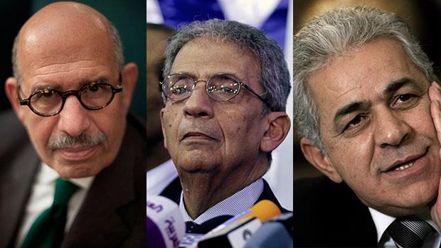 Egyptian opposition leaders