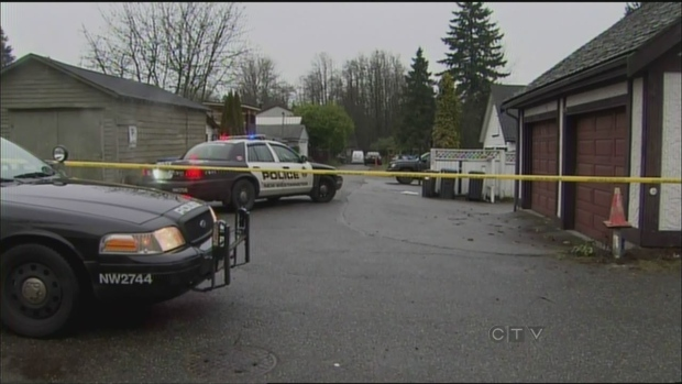 CTV BC: Man's body found in New Westminster
