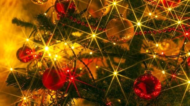 елка,шары,огоньки  № 340801 без смс