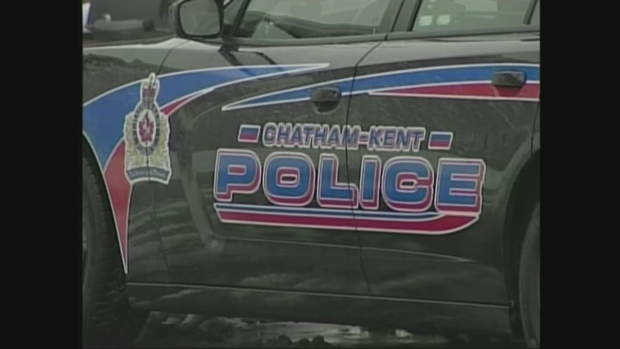 Chatham-Kent police generic