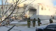 Brandon Street fire