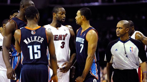 Miami Heat's Dwyane Wade